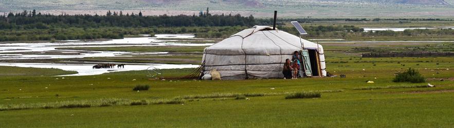 Reis naar Mongolie