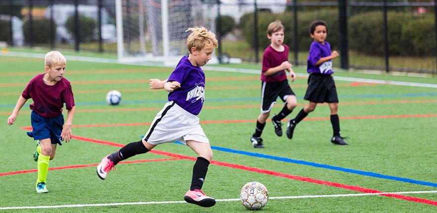 Voetbal korting