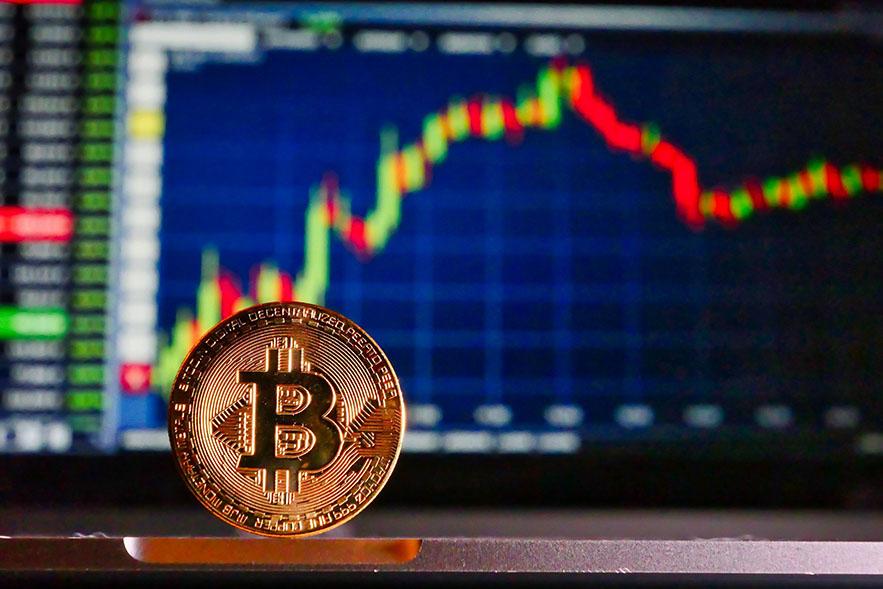 Bitcoinwaarde blijft stijgen