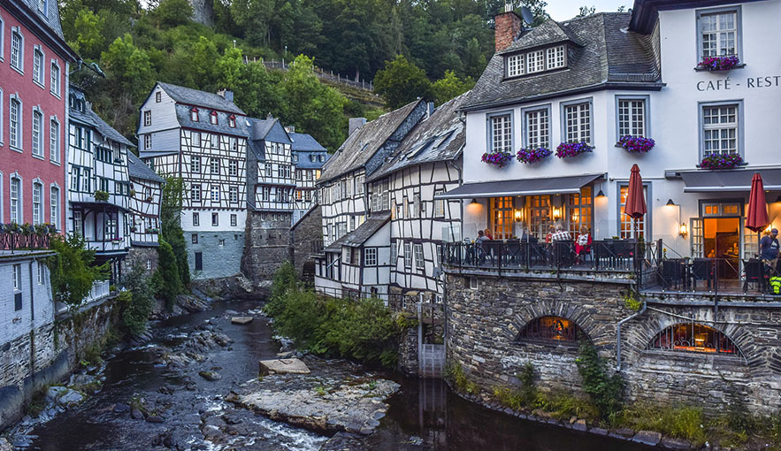 Eifel Duitsland vakantie
