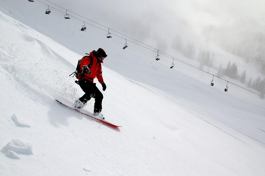 Korting op je wintersportvakantie