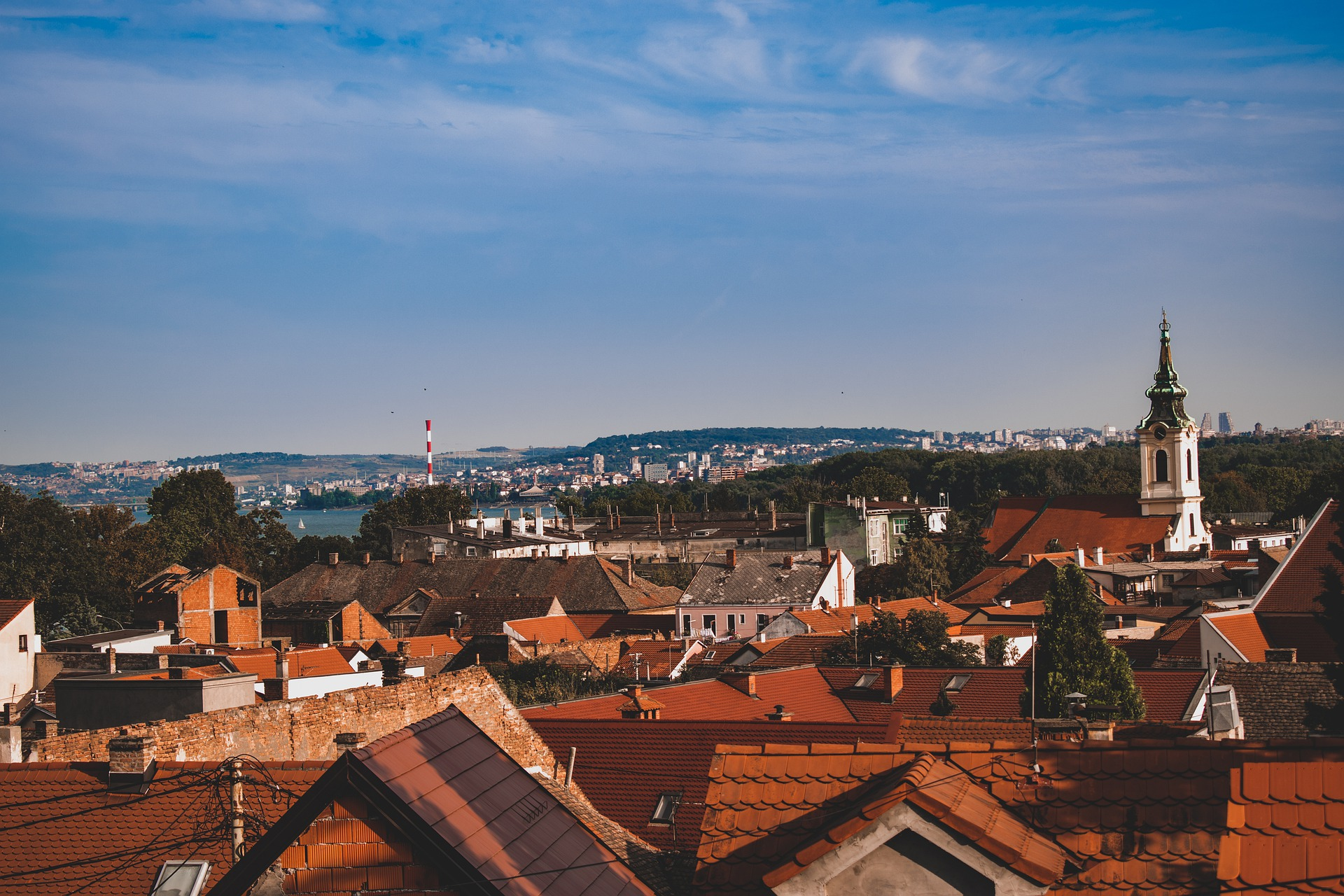 Belgrado aanbieding