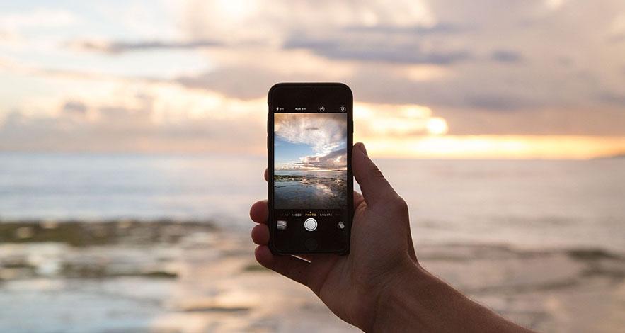 Betere foto's met telefoon maken