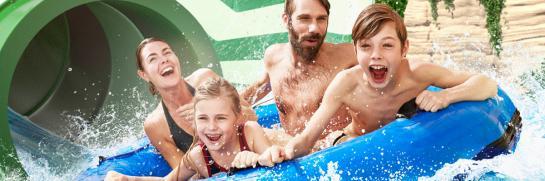 Koop tickets voor Bellewaerde Aquapark