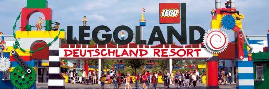 Koop tickets voor LEGOLAND Deutschland