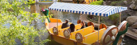 Koop tickets voor Parc Astérix