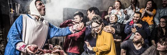 Koop tickets voor The Amsterdam Dungeon