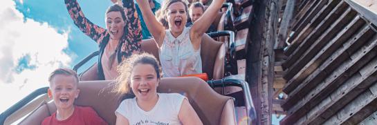 Koop tickets voor Attractiepark Toverland