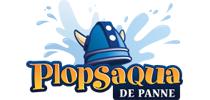 Logo Plopsaqua De Panne