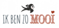 Ikbenzomooi Logo