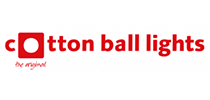 Logo Cotton Ball Lights