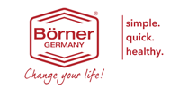 Logo Börner Germany