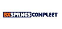Logo Boxsprings Compleet