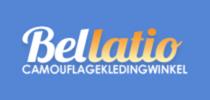 Logo Camouflagekledingwinkel