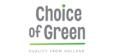 Logo Choice of Green