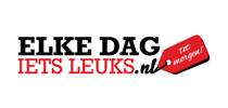 Logo Elkedagietsleuks.nl
