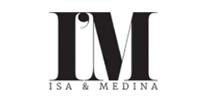 Logo Isa & Medina