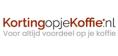 Kortingopjekoffie Logo
