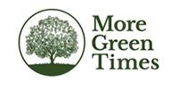 Logo More Green Times