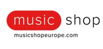 Logo Music Shop Europe