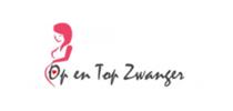Logo Op En Top Zwanger