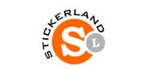 Logo Stickerland