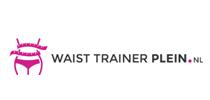 Logo Waist Trainer Plein