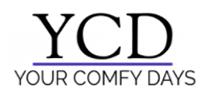 Logo Your Comfy Days